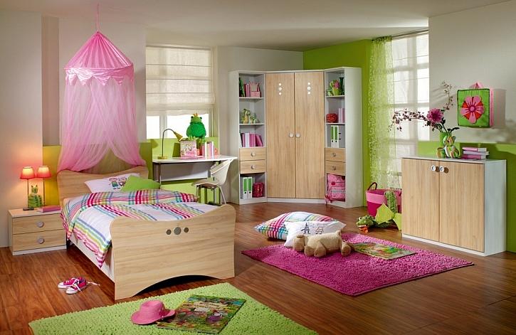 Pokojíčky pro ty nejmenší