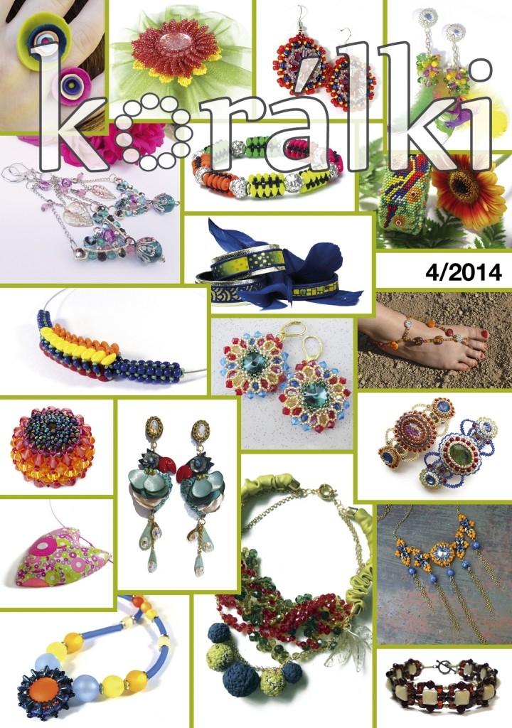 Obsah časopisu Korálki 4/2014 - Papoušek Ara