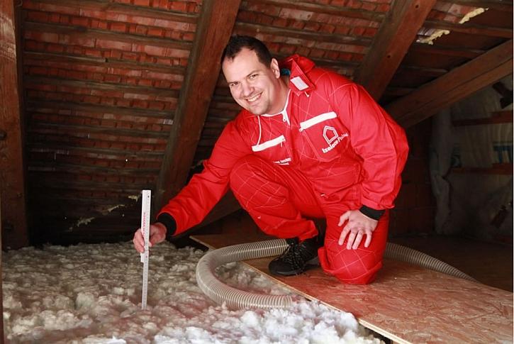 Zateplete dům a ušetřete za topení