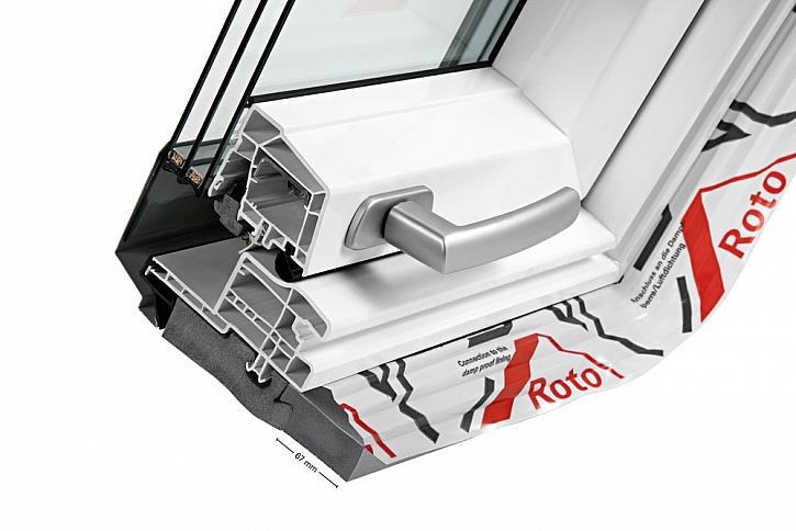 Detaily projektu a montáže střešních oken