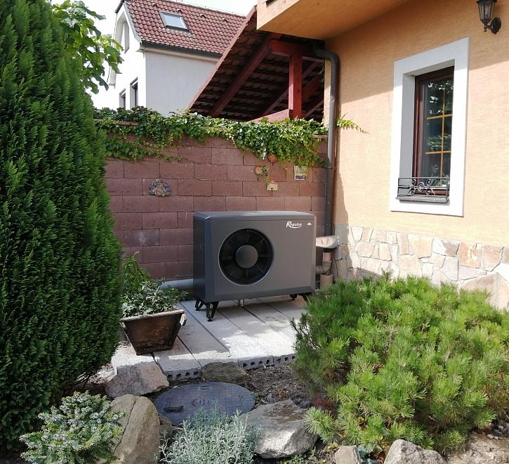 Tepelné čerpadlo vytopí novostavby levně a ekologicky (Zdroj: Regulus)