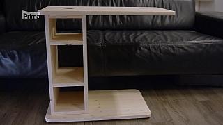 Odkládací stolek ke gauči