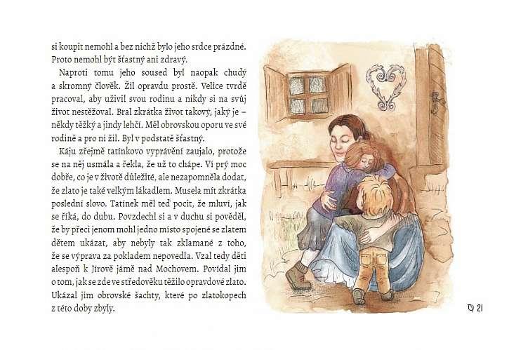 Ukázka z knihy Dary Pošumaví