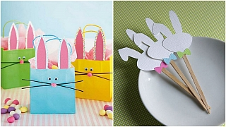 Velikonoce z papíru: Začněte s jarně velikonočním zdobením bytu už teď!