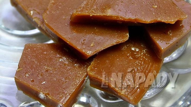3 recepty na domácí karamelky: medové