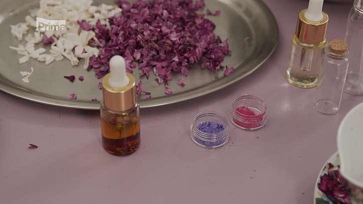 Šeříkový olej si připravíte snadno sami
