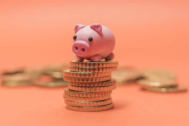 Ukládání úspor je jednou, většinou tou nejtěžší variantou zdroje financování vlastního bydlení