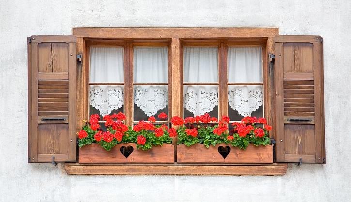 Plastová nebo dřevěná okna?