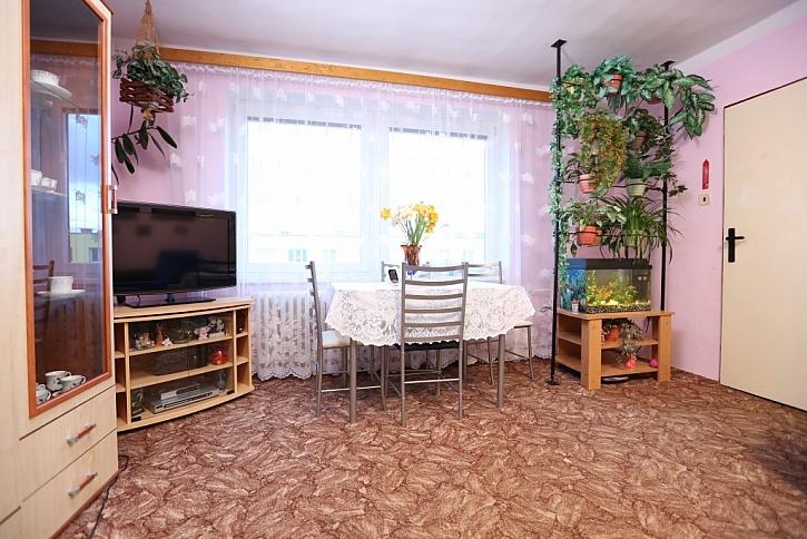 Proměna bytu pro dvě seniorky - Jak se staví sen