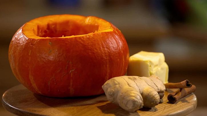 Už jste doma zkoušeli skvělé dýňové máslo?
