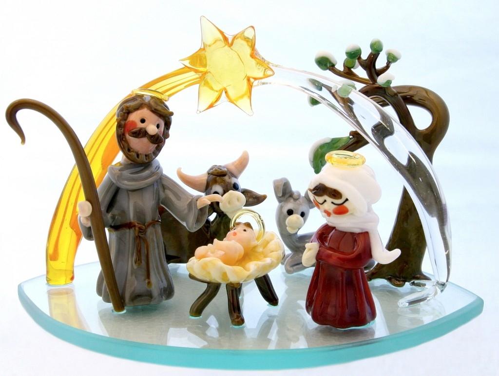 Skleněné Vánoce