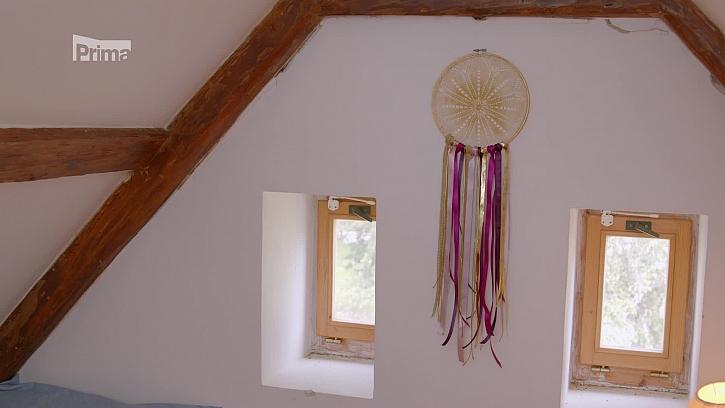 Jak si doma vyrobit lapač snů? (Zdroj: Prima DOMA)