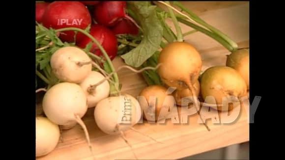 Druhy nevšední zeleniny