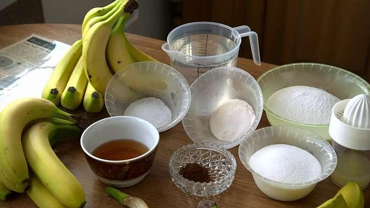 Výtečný recept na banánovou marmeládu