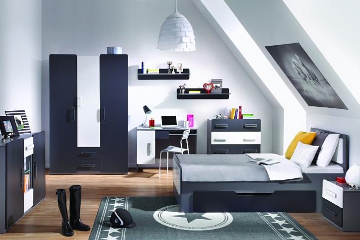 Tip č. 1: Zásadní roli hraje rozmístění nábytku