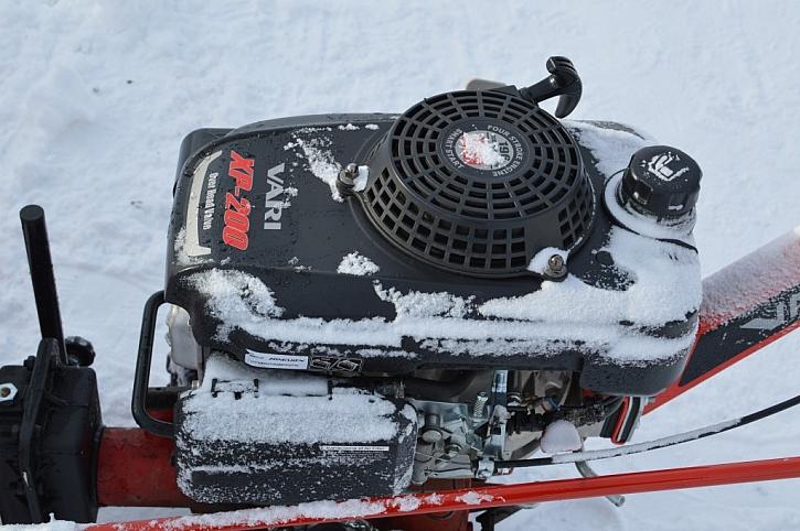 U motoru nezapomeňte na výměnu oleje a zakrytí nasávacích otvorů chlazení