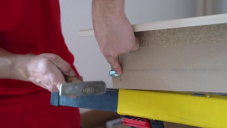 Montáž zárubní a interiérových dveří