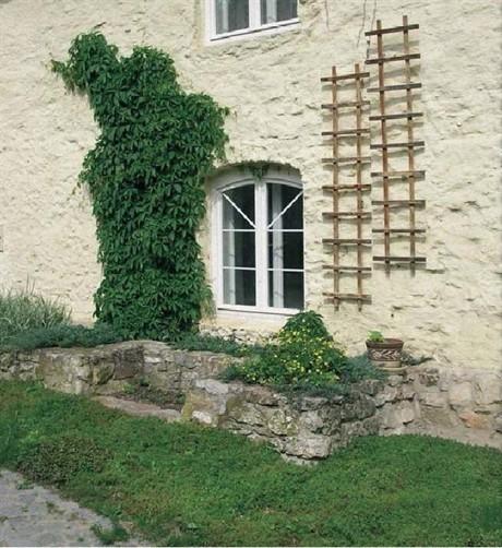 Ozdobné mříže pro zahrady a pergoly