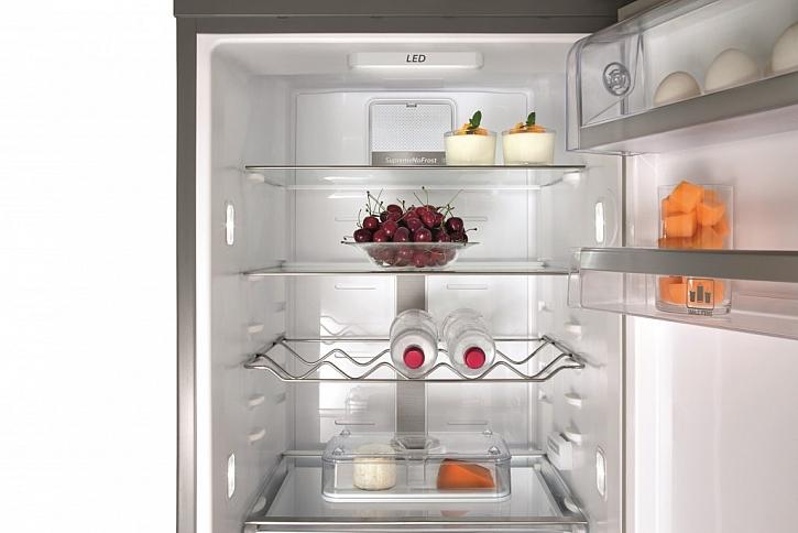 Další klíčové technologie chladniček Whirlpool Supreme NoFrost