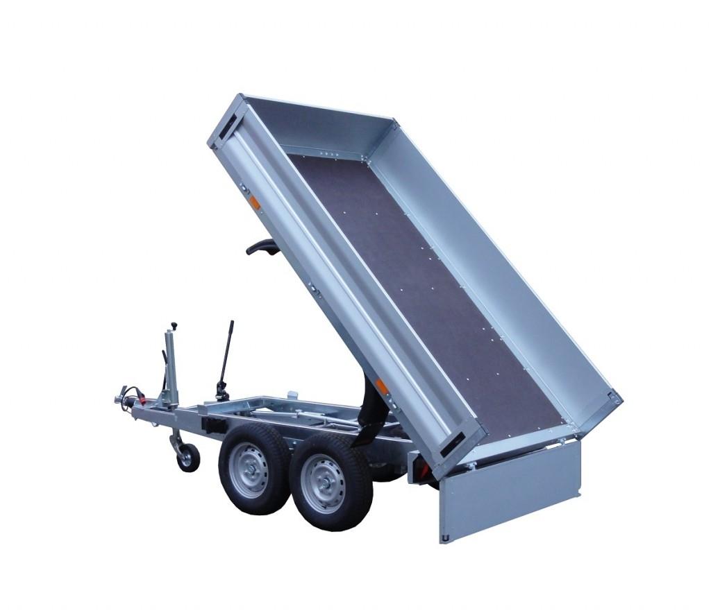 Akce Dobrá cena na přívěsné vozíky od Vezeka
