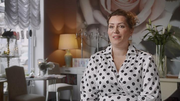 Petra Kurschová - Módní návrhářka