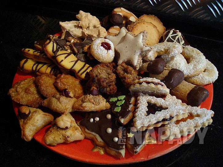 I ve vánočním cukroví karob skvěle nahradí kakao