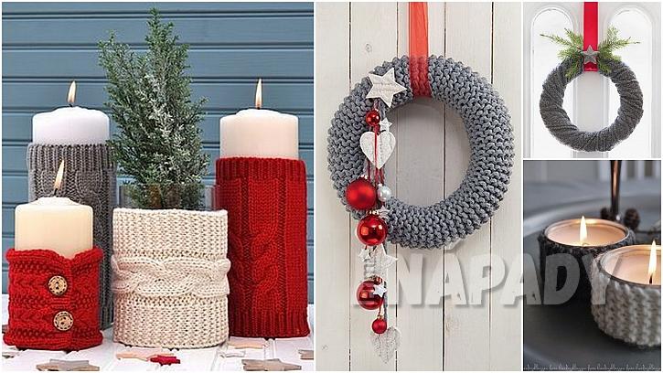 Upletené Vánoce: pro sváteční pohodu
