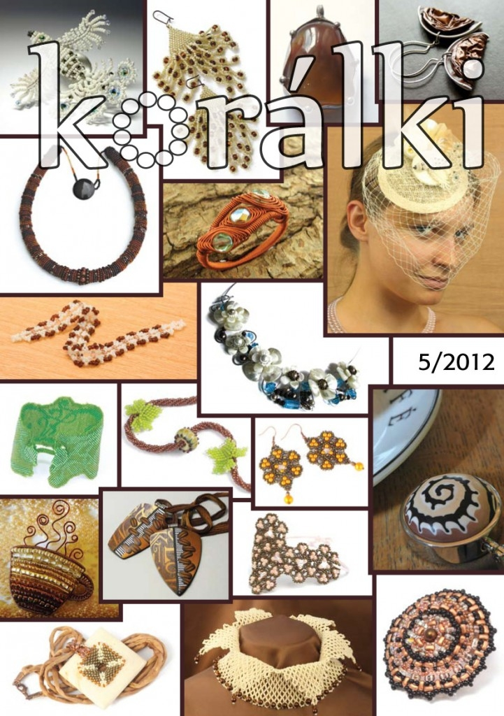 Obsah časopisu Korálki 5/2012 – V kavárně