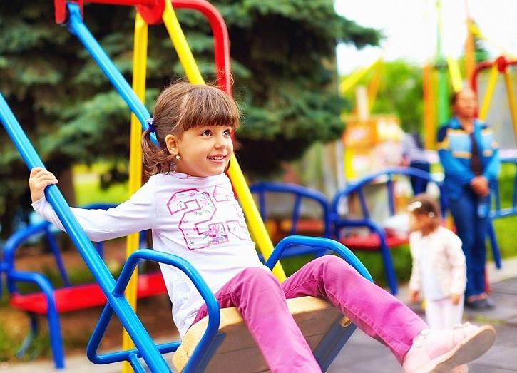 Dětské hřiště – nátěry a údržba nátěrů