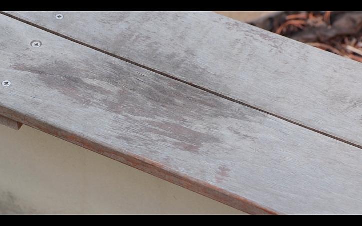 Ošetření dřevěné terasy