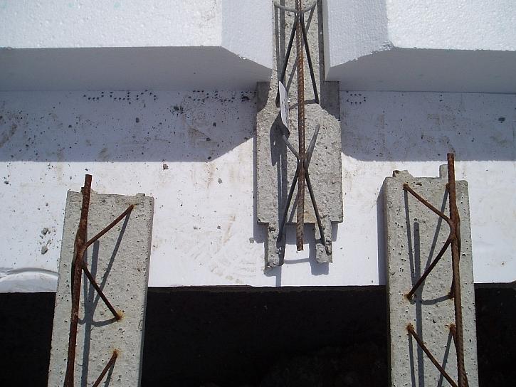 9) Příhradové betonové nosníky