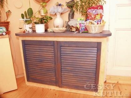 Lazury a povrchová úprava dřeva - 2.díl
