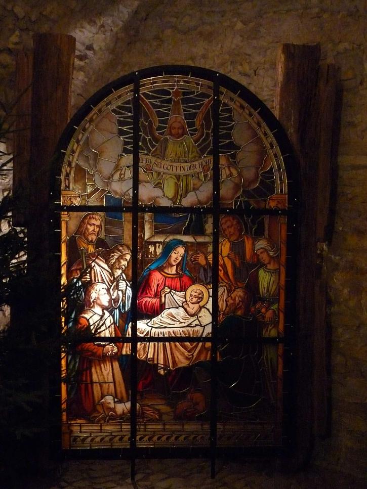 Výstava betlému v Praze – Malované Vánoce