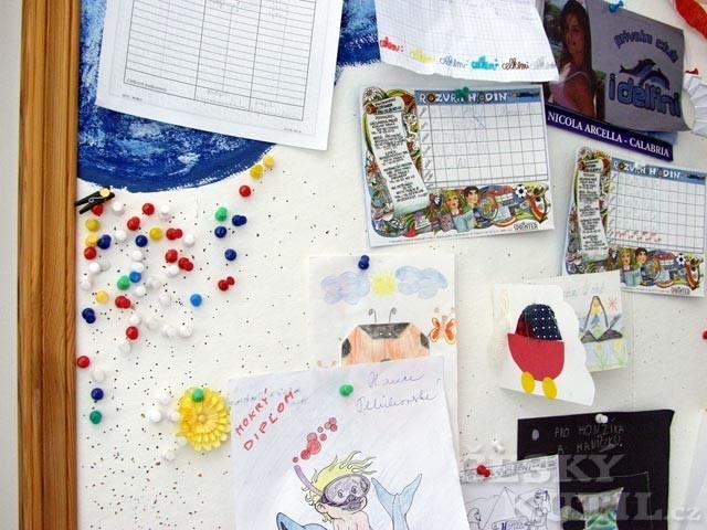 Nástěnky nejen pro školáky - tipy na výrobu nástěnky a fotogalerie