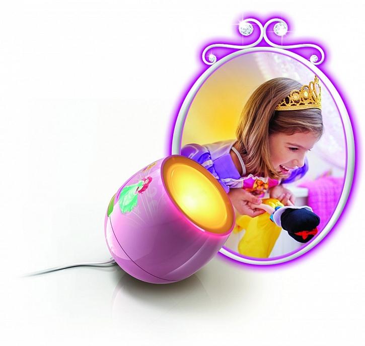 Aby se děti nebály, pořiďte jim svítícího kamaráda