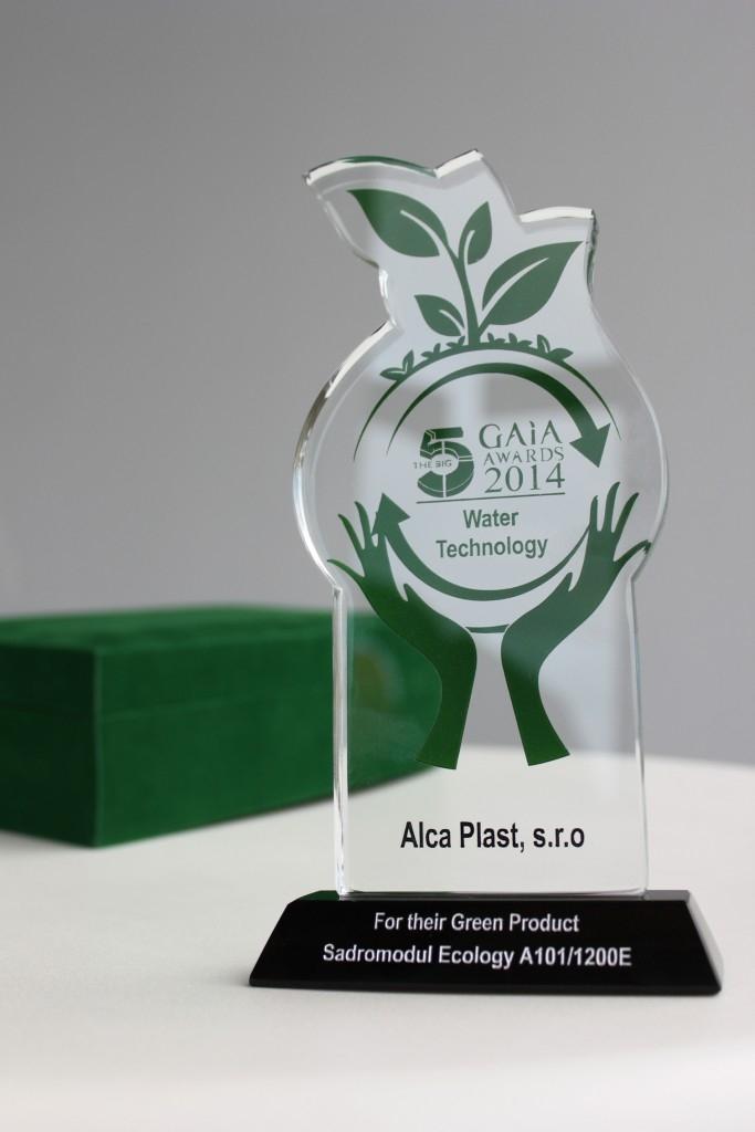 Vítěz GAIA AWARDS 2014