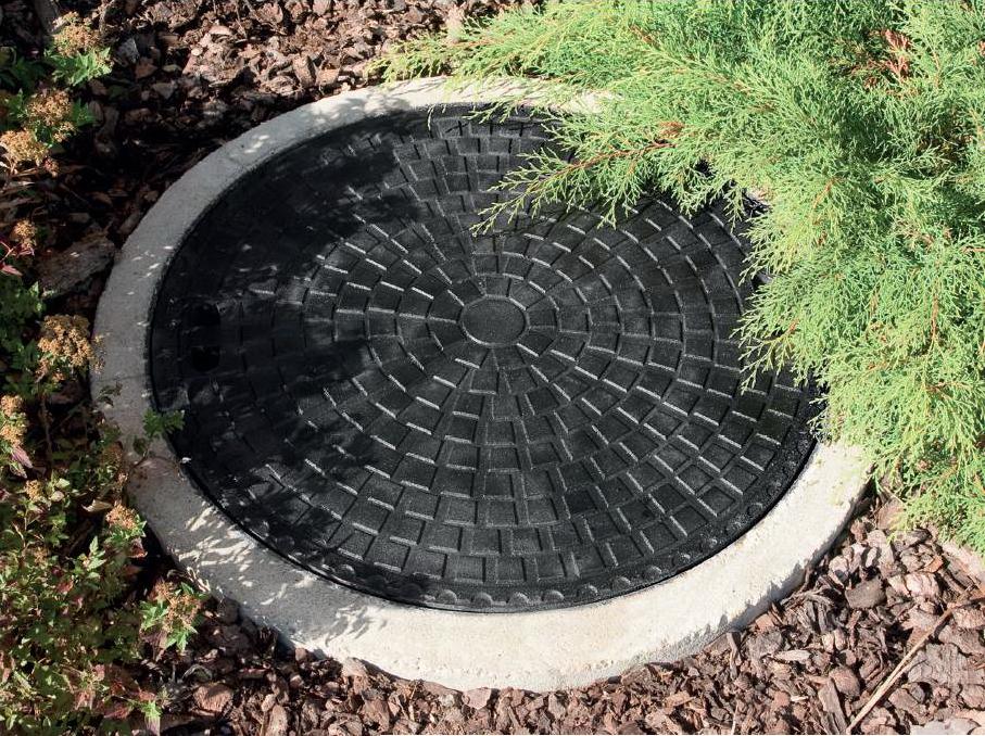 BEST řešení pro zadržování a vsak dešťové vody
