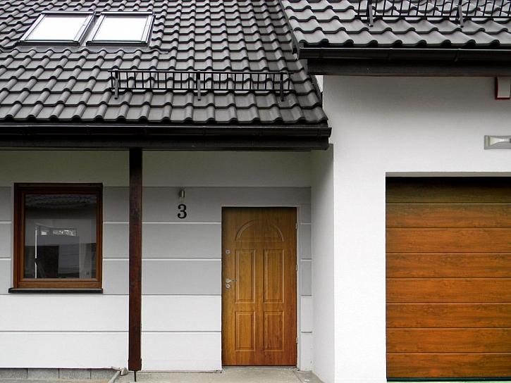 Tip č. 3: Se dveřmi vyměňte i zárubeň