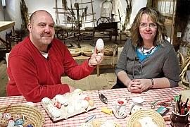 Jak si vyrobit madeirové čili vrtané kraslice