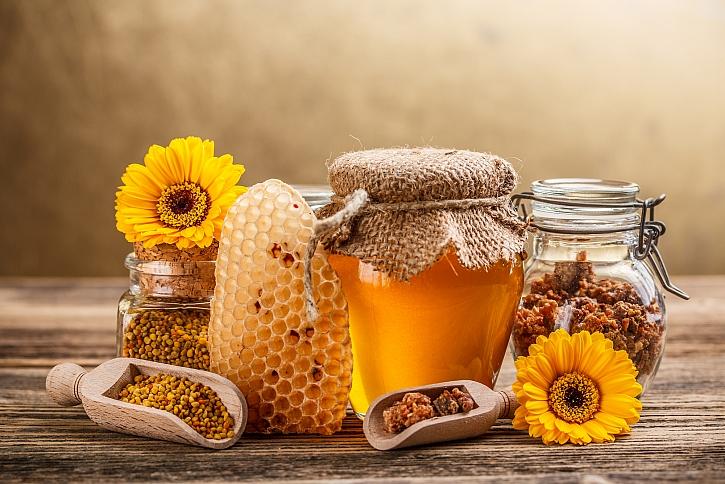 Využijte sílu sladkého zázraku, aneb co asi o medu vůbec nevíme (Zdroj: Depositphotos)