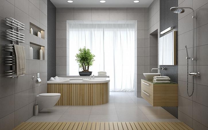 Skvělé vychytávky, které vám vylepší i tu nejmenší koupelnu (Zdroj: Depositphotos.com)