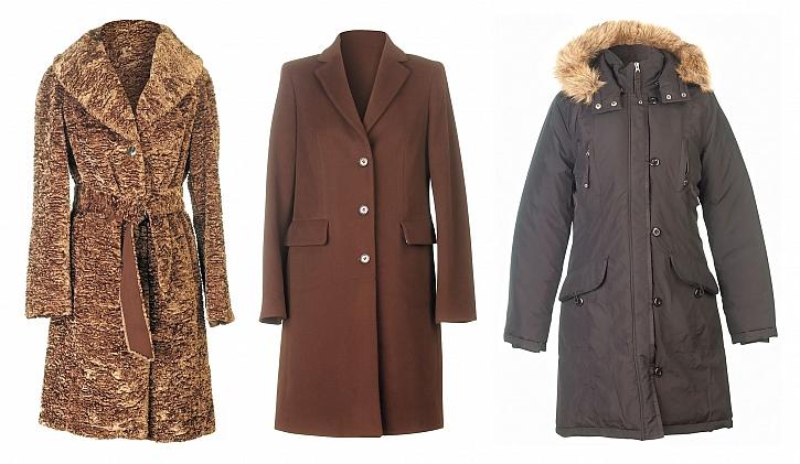 Zimní kabáty