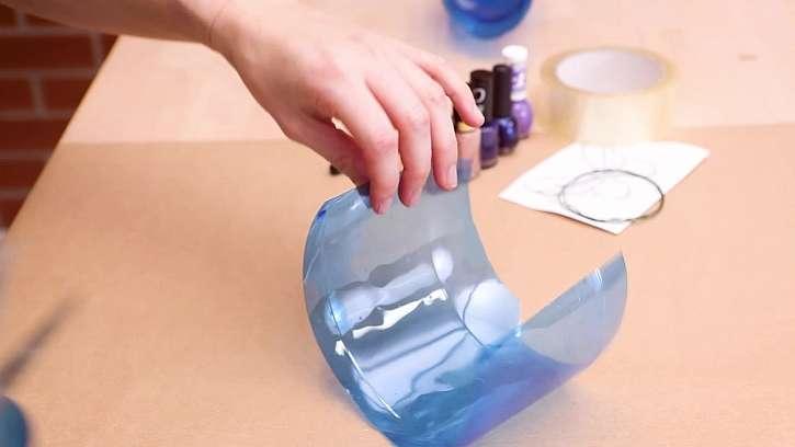 Odstřižená lahev