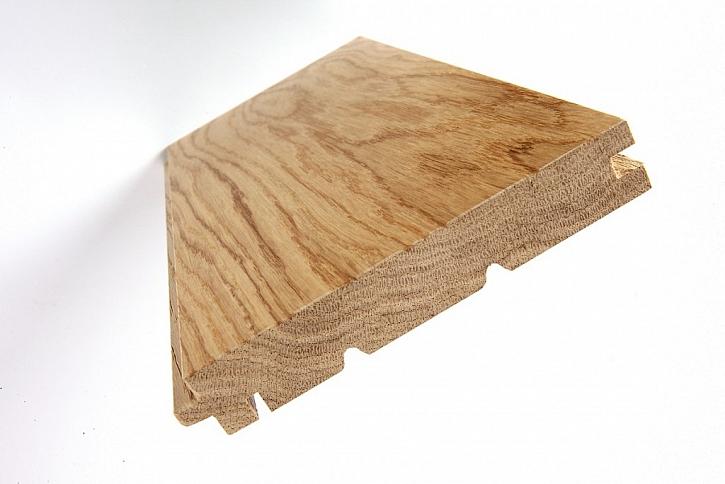 dubová rustikální podlaha, rozměr: 15x137 mm, povrchová úprava: olej