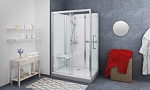 Co kdyby byla vaše koupelna bezpečná a pohodlná za jediný den?