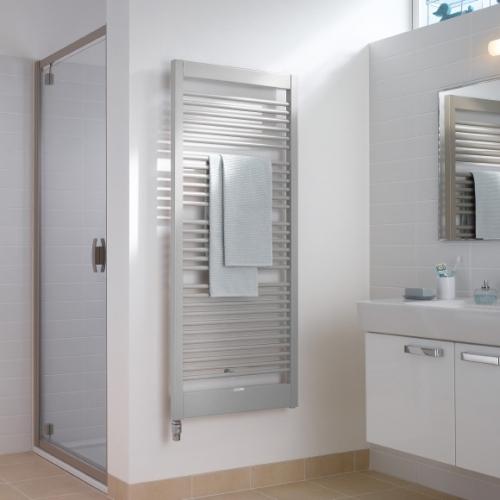Kermi Credo-Uno -V koupelnový radiátor BH 1777x41x790mm QN844, chrom/chrom
