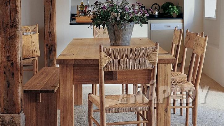 Nábytek z dřevěného masivu: Jak ošetřovat dřevěný nábytek 2