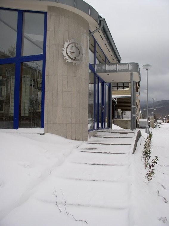 Ochrana proti sněhu VYPNUTO