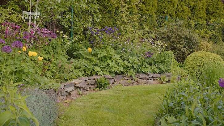 Trvalková zahrada