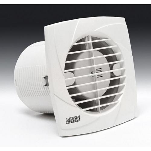 CATA B-10 PLUS koupelnový ventilátor, 15W, potrubí 100mm, bílá